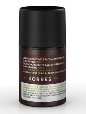 Korres - Creme Hidratante Anti Briho - R$89,00