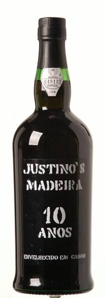 Madeira Justino 10 Anos