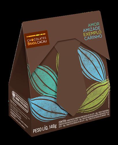 Minitrufas de Chocolate