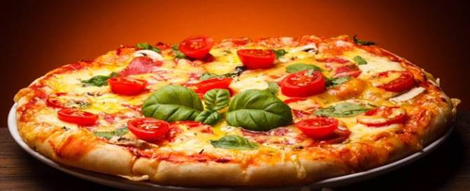 pizza vegnice