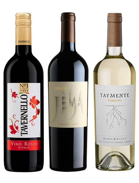 vinhos BEV