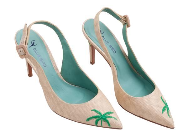 Blue Bird Shoes - Slingback Coqueiro - R$ 58900 (1)