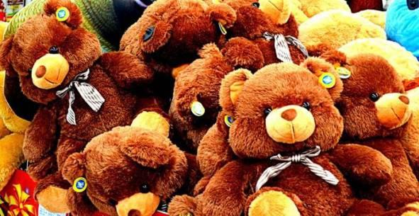 brinquedos ursos de pelucia pixabay