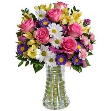 flores misturadas