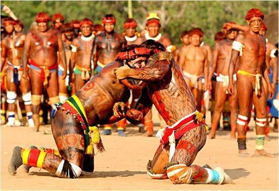 indios brasileiros pinterest