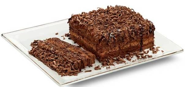 Sorvete Mousse de Chocolate 0% Açúcar (Rico em Fibras)