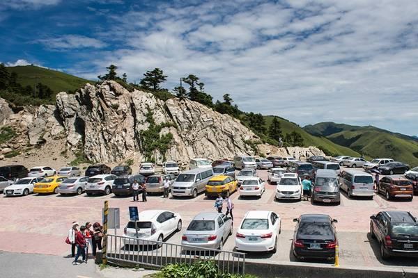 taiwan estacionamento carros