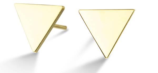 Vivara - Brinco em ouro amarelo R$1.190,00 II