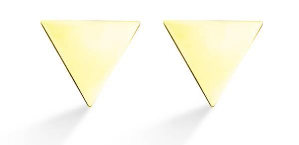 8d172587a3d Vivara – Brinco em ouro amarelo R 1.190