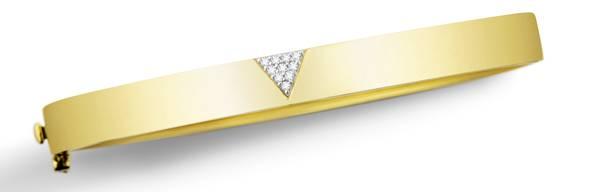 Vivara - Pulseira em ouro amarelo e ouro branco com diamantes R$15.990,00