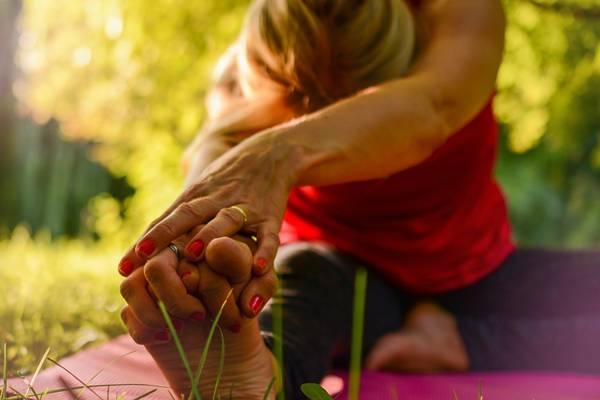 alongamento ioga pixabay