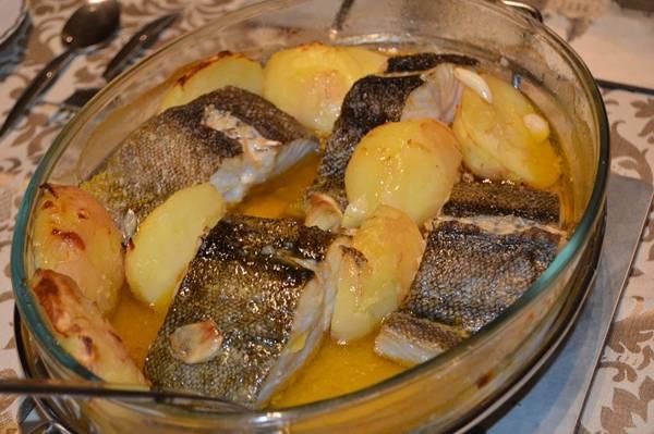 bacalhau com batatas pixabay