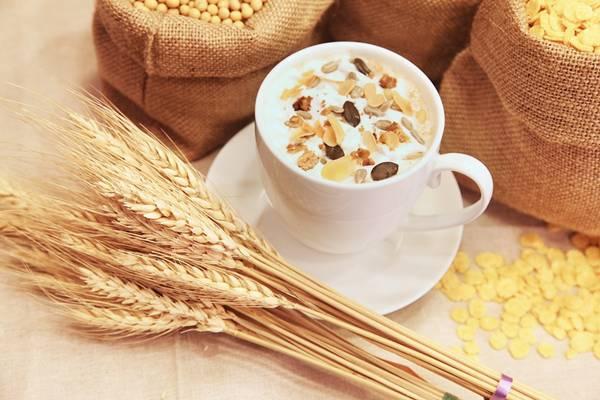 cereais cafe da manhã pixabay
