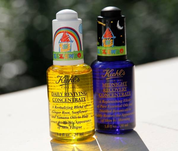 Daily Reviving Concentrate Midnight Recovery Concentrate