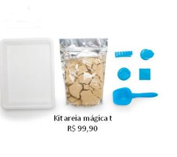 kit areia