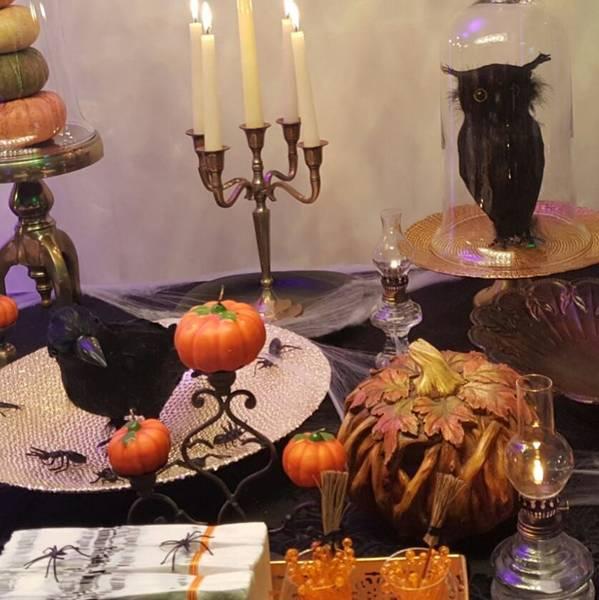 mesa de halloween 3
