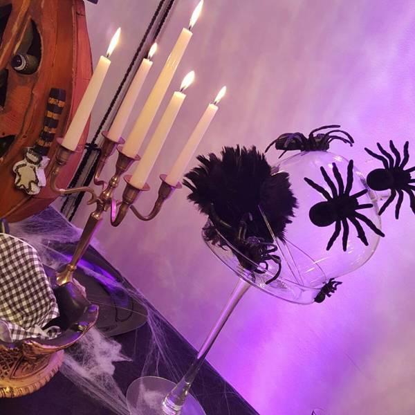 mesa de halloween 4