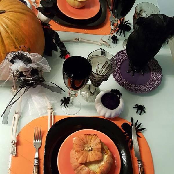 mesa de halloween2