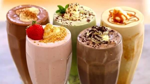 milk- shakee