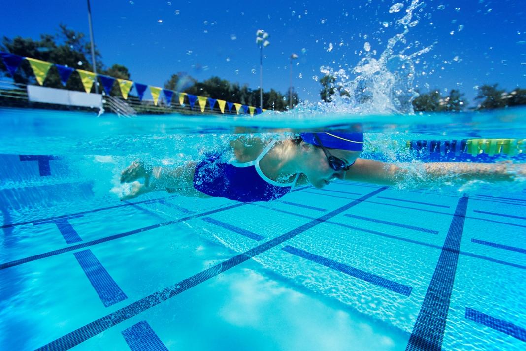 natação piscina