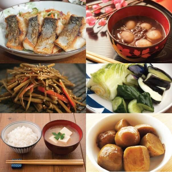 Oficina de culinaria japonesa pratos.indd