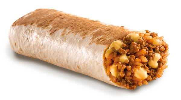 Taco Bell_Cheesy Beef Burrito