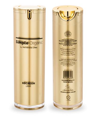 bb cream simple organic
