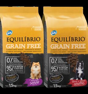 Packshot Equilíbrio Grain Free_Super Premium