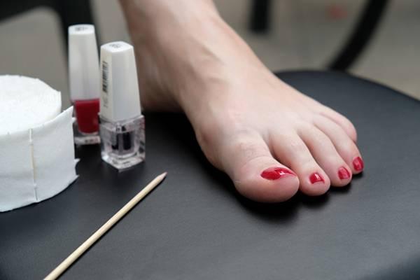 pés unhas esmalte pixabay werby fabrik