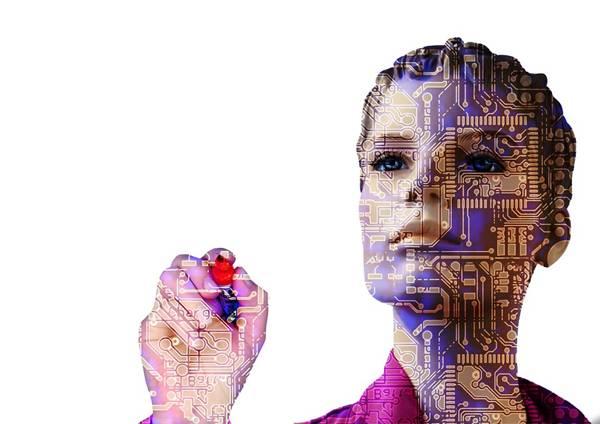 robô IA pixabay33