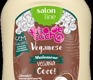 Salon line apresenta vers o vegana do da maionese capilar for Salon de discussion coco