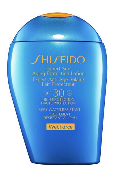 aging protection shiseido 1