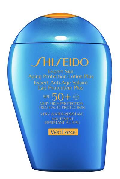 aging protection shiseido 2