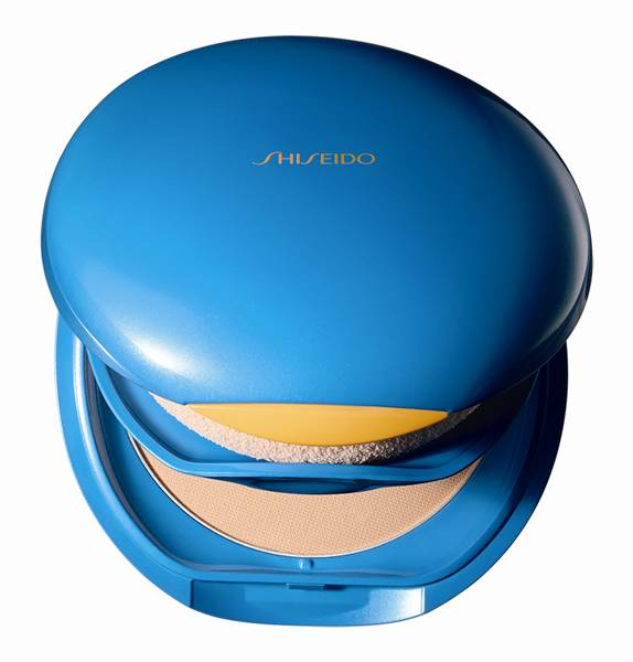 compact foundation shiseido
