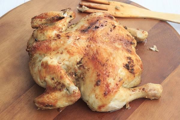frango assado pixabay
