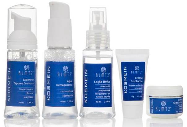 Kit facial miniatura RLMT2