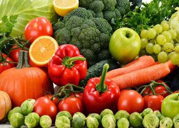 legumes frutas organicos