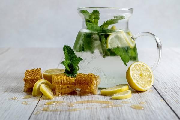 limonada limão mel
