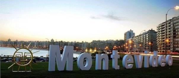 MONTEVIDÉU Rambla Montevideo CREDITO URUGUAY NATURAL - Ministério de Turismo do Uruguai
