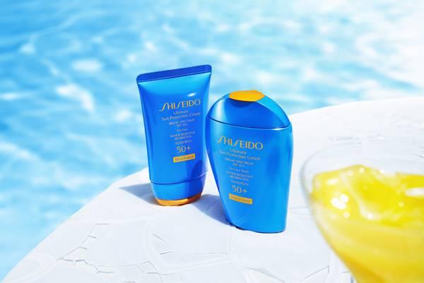 shiseido verão 1