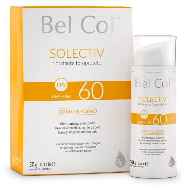 Solectiv Hidratante Fotoprotetor FPS 60 - 11 4161-8450 - www belcol com br - R$ 12252