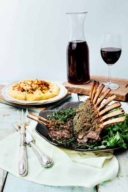 wine_Costeletas de vitela com especiarias