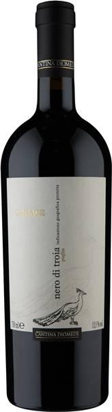 wine_Costeletas de vitela_CANACE I.G.P. PUGLIA