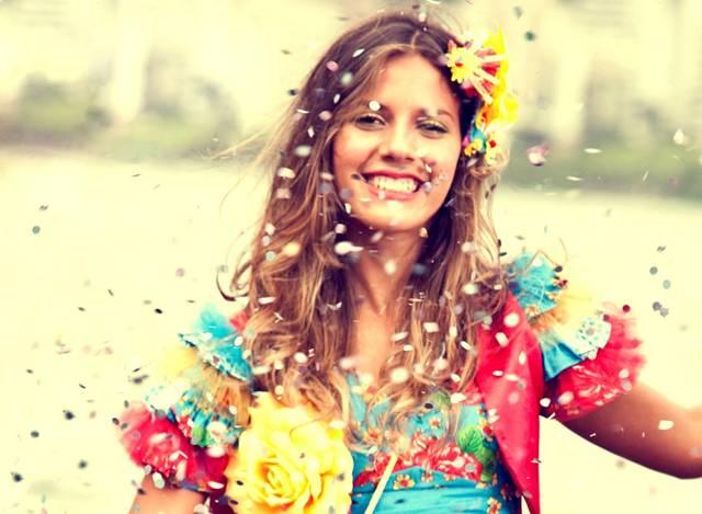 carnaval mulher