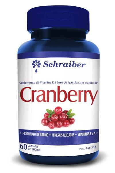 Cranberry Capsbx