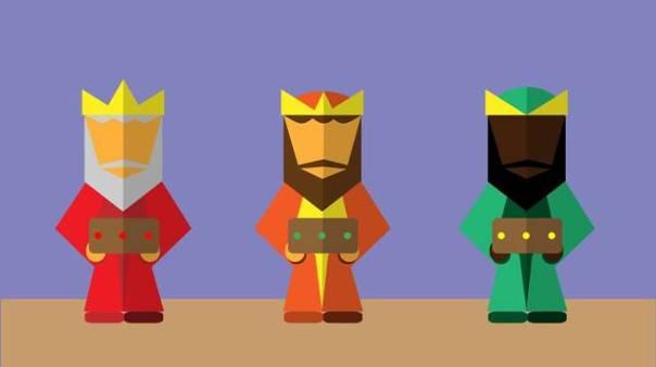 dia de reis - tres reis magos