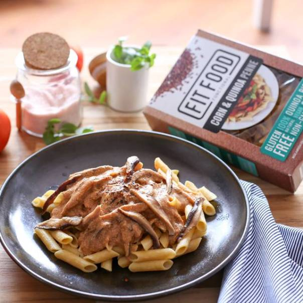 Fitfood-Receita penne