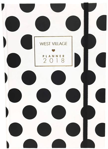 Lojas Americanas_Agenda Planner West Village Tilibra R$ 2999