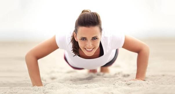 mulher exercicio sanavita
