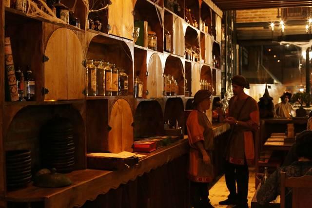 Salão Walfenda Medieval (Foto Ricardo Bergamini)